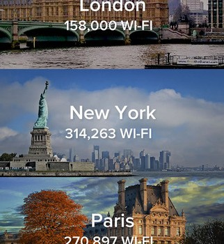wiMAN Free WiFi Ekran Görüntüleri - 3