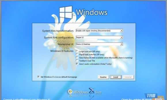 Windows 8 Transformation Pack Ekran Görüntüleri - 4
