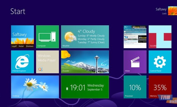 Windows 8 Transformation Pack Ekran Görüntüleri - 5