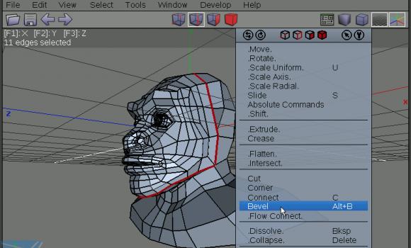 Wings 3D Ekran Görüntüleri - 3