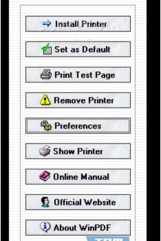 WinPDF Ekran Görüntüleri - 3