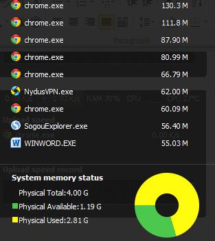 Wise System Monitor Ekran Görüntüleri - 2