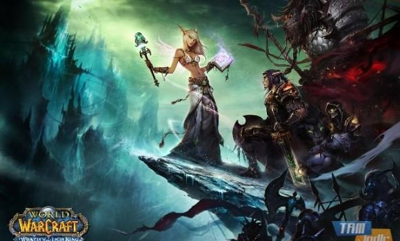 World of Warcraft Duvar Kağıtları Ekran Görüntüleri - 2