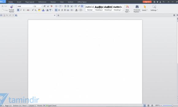 WPS Office Ekran Görüntüleri - 2