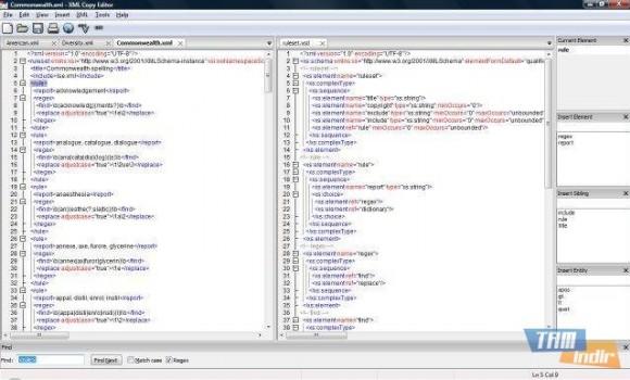 XML Copy Editor Ekran Görüntüleri - 2