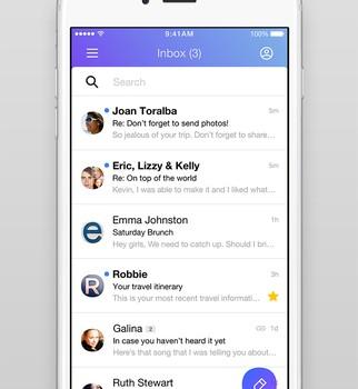 Yahoo Mail Ekran Görüntüleri - 5