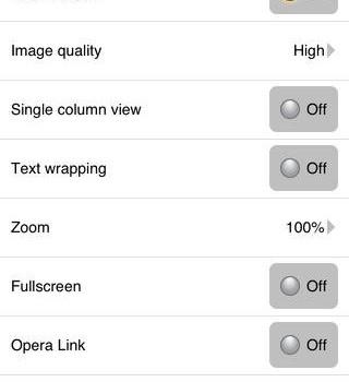 Yandex Opera Mini Ekran Görüntüleri - 3
