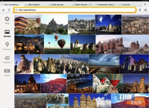 Yandex.Arama Ekran Görüntüleri - 4