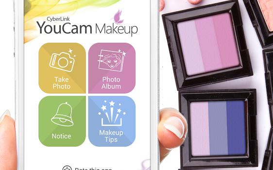 YouCam Makeup Ekran Görüntüleri - 1