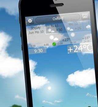 YoWindow Free Weather Ekran Görüntüleri - 1