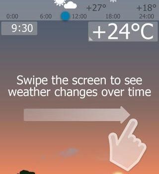 YoWindow Free Weather Ekran Görüntüleri - 2