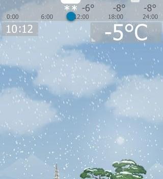 YoWindow Free Weather Ekran Görüntüleri - 5