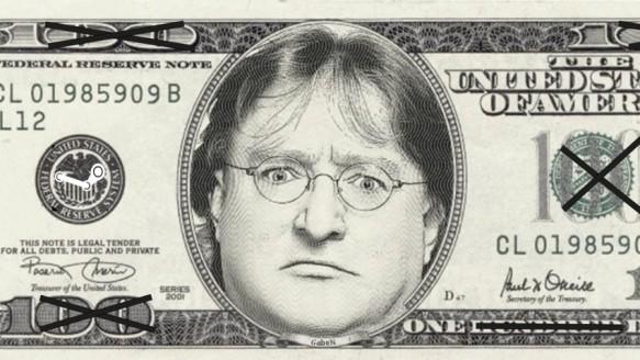 Gabe Newell'ın Serveti Ne Kadar?