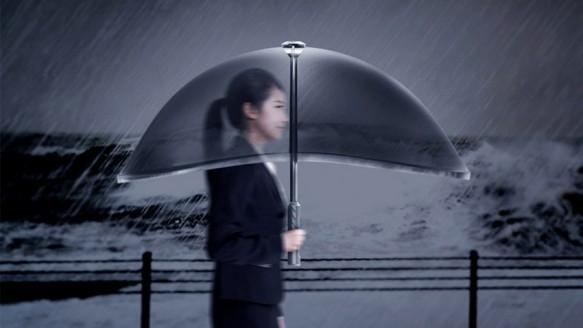 Akıllı Şemsiye ile Tanışın