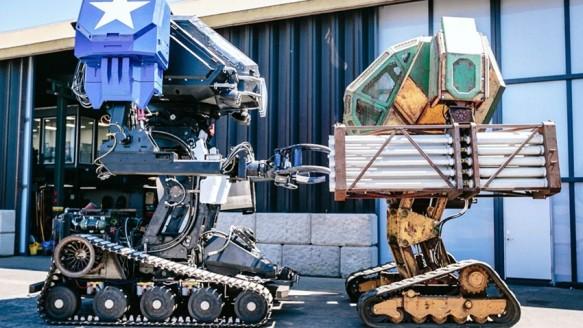 Mega Robot Savaşının Galibi Belli Oldu