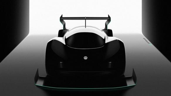 Volkswagen'den Elektrikli Süper Araba