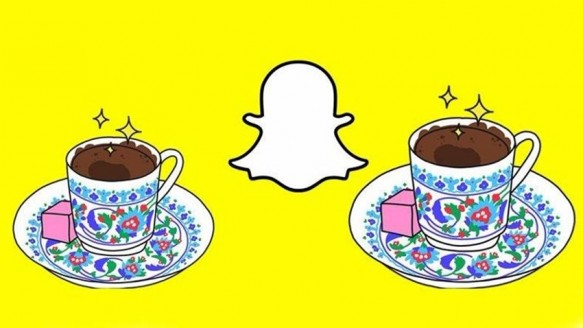 Snapchat'ten Türkiye'ye Özel Çıkartmalar