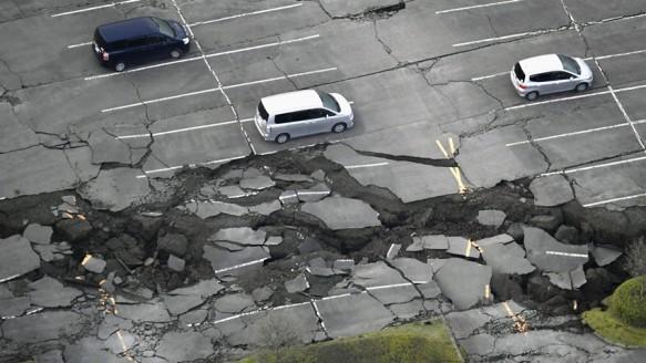 Tüm Dünyayı Korkutan Deprem Açıklaması