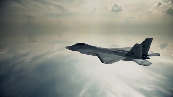 İşte Yerli Savaş Uçağımız