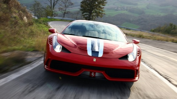 Ferrari'den Süper Elektrikli