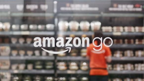 Amazon'dan Kasiyersiz Mağaza