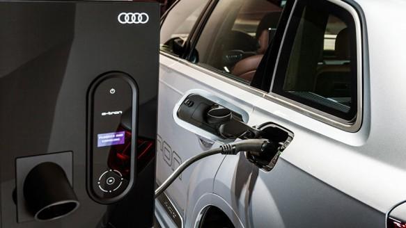 Audi'den Akıllı Enerji Ağı Atağı