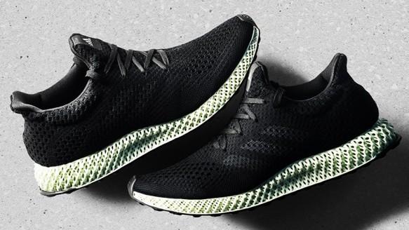 Adidas'ın 3D Baskılı Ayakkabısı Satışta