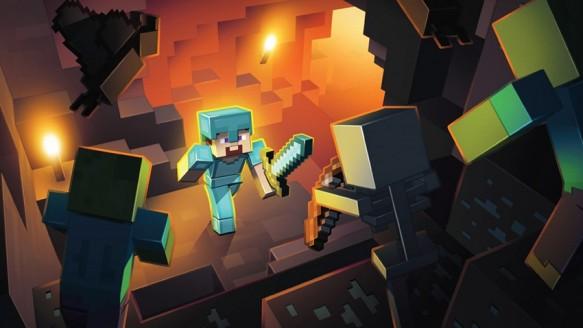 Minecraft'tan Büyük Başarı
