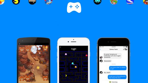 Geliştiricilere 'Instant Games' Müjdesi