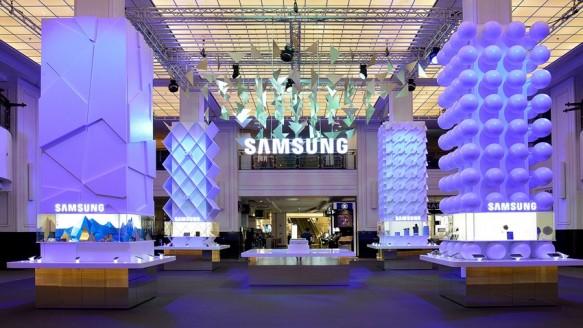 Samsung Teknoloji Çalmakla Suçlandı