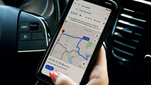 Google Haritalara Geliyor!
