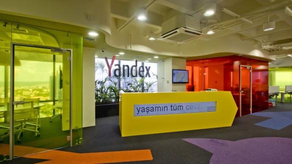 Yandex'ten Açıklama
