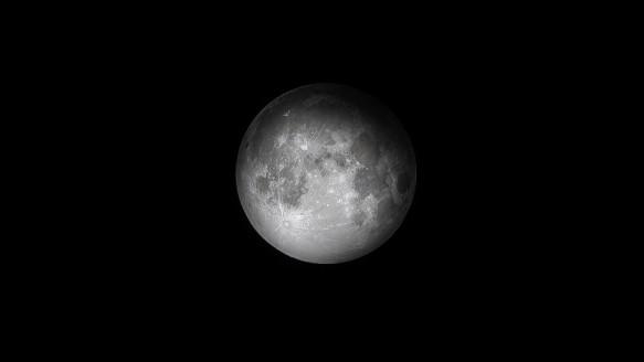 Ay'da İlk Kez Su Bulundu!