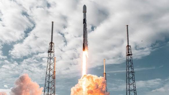 SpaceX'ten Dünya Rekoru