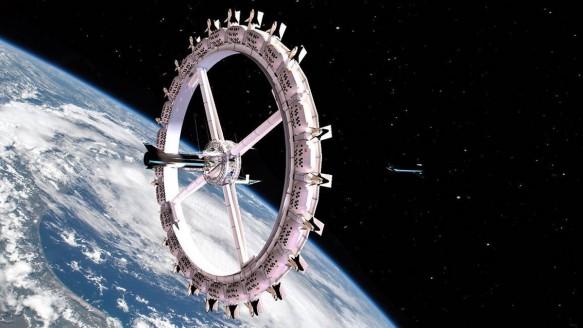 Dünyanın İlk Uzay Oteli