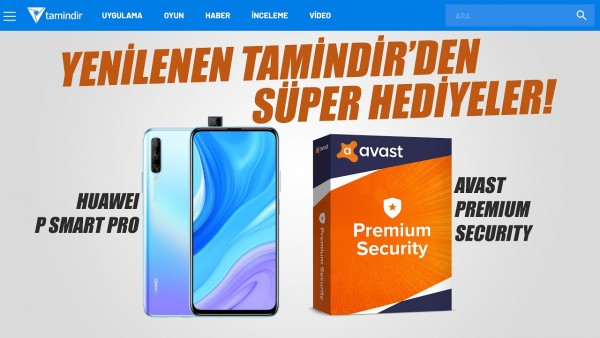 2 Telefon, 30 Avast Premium, 2 Akıllı Bileklik
