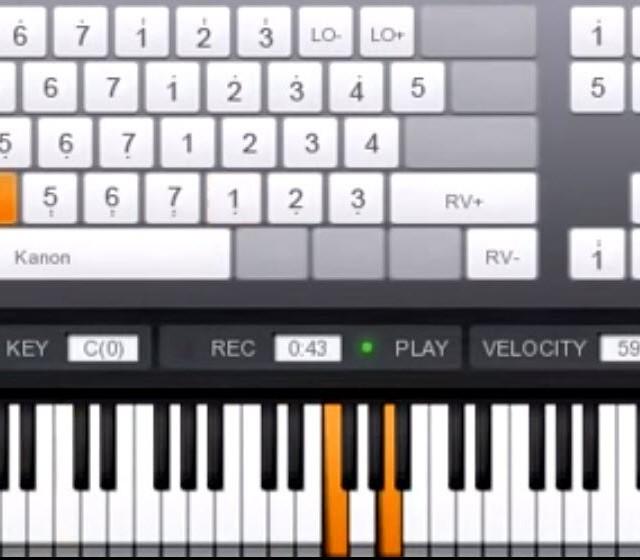 Wispow Freepiano İndir - Ücretsiz Piyano Çalma Uygulaması