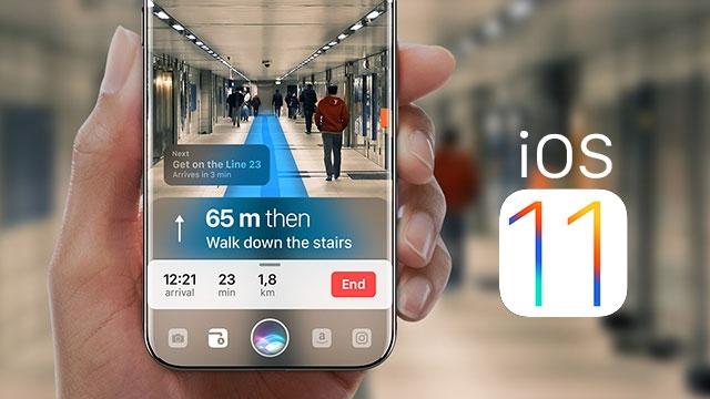 iOS 11 ile Hangi Yenilikler Gelecek