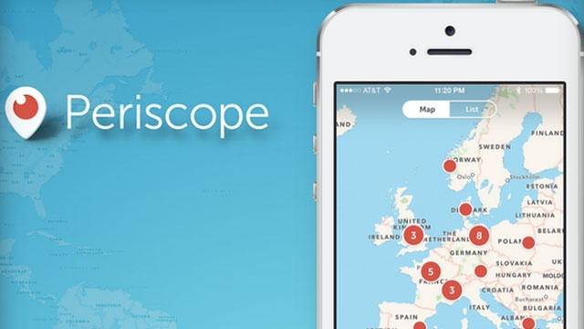 Periscope Kullanım İpuçları