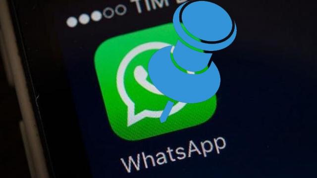WhatsApp'a Sohbet Pinleme ve Sabitleme Özelliği Geldi