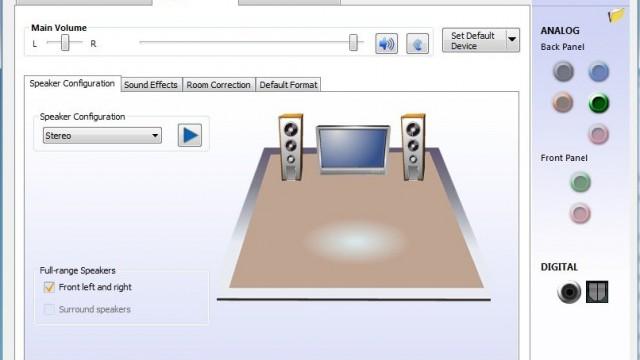 Realtek hd audio driver windows 8.1