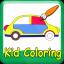 Kid Coloring, Kid Paint
