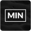 Min - Icon Pack