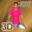 Yoga Fitness 3D