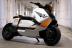Fütüristik Elektrikli Scooter BMW CE 04'le Tanışın