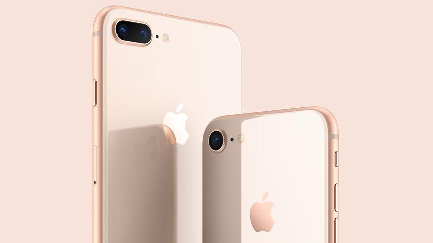 iPhone 8 Plus ve iPhone 8