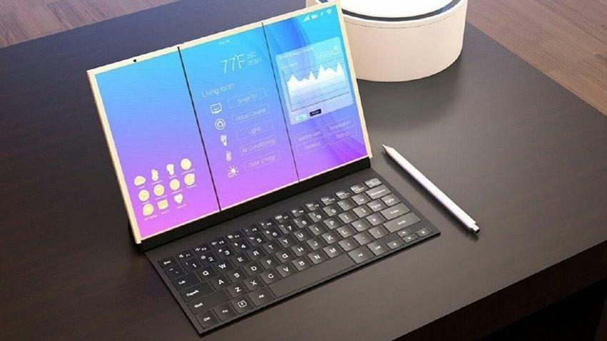 Samsung Galaxy X Konsepti