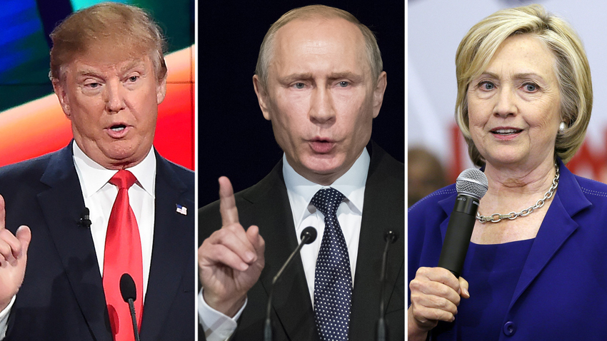 rusya seçimlere mudahale ettmiş
