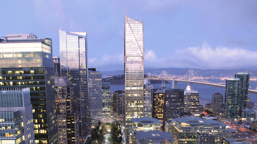 Facebook San Fransisco Binası