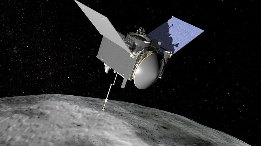 Osiris-Rex uydusu
